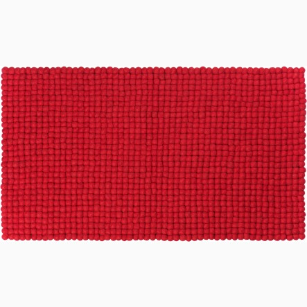 myfelt Cera Table Runner red, 40 x 70 cm (also available in 40 x 140 cm)