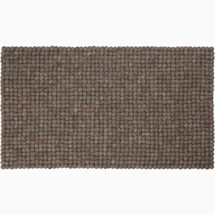 myfelt Alwin Table Runner brown, 40 x 70 cm (also available in 40 x 140 cm)