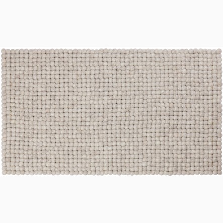 myfelt Béla Table Runner beige, 40 x 70 cm (also available in 40 x 140 cm)