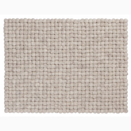 myfelt Béla Place Mat / Table Mat beige, rectangular, 35 x 45 cm